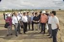 Посещение производственной площадки в г Шу Заместителя Председателя Правления АО